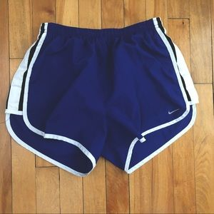 Nike running shorts size small